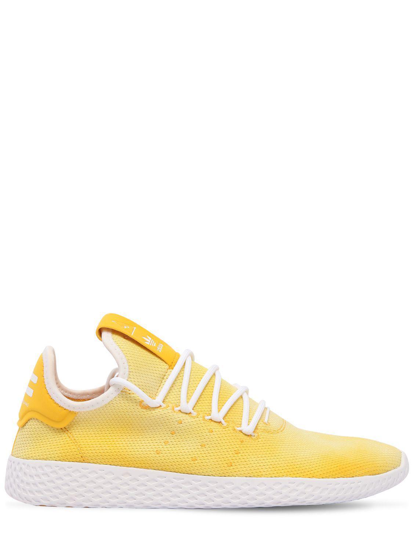 neon yellow X18+TR sneakers - Yellow & Orange adidas Emxk3P