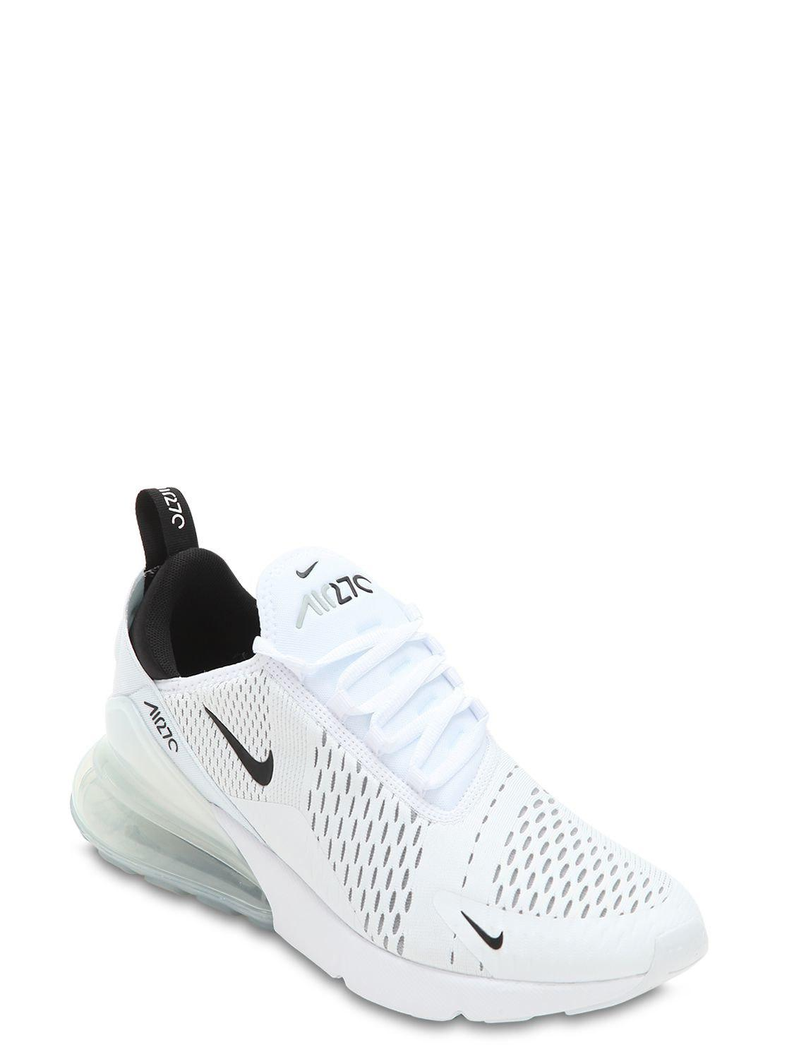 51c37ce5e1c50 Lyst - Nike Air Max 270 Sneakers in White for Men - Save 22%