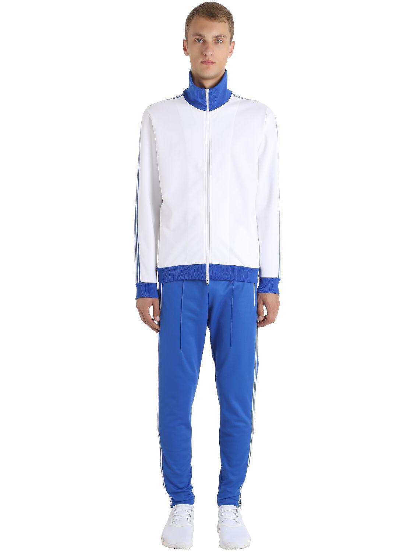 Adidas originals beckenbauer chandal en azul para los hombres hombres hombres Lyst 531f09