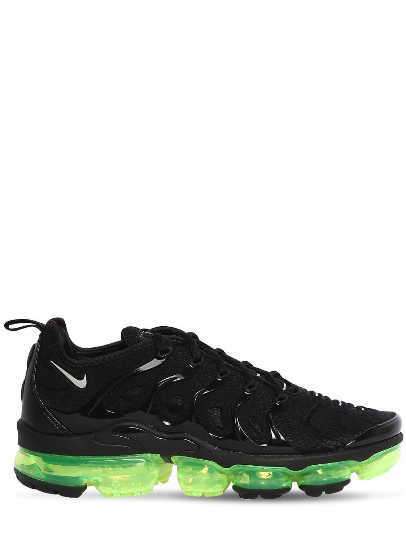 691c13a68ab230 Lyst - Nike Air Vapormax Plus Sneakers in Black for Men