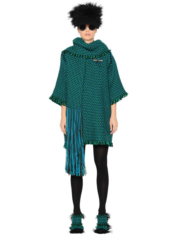 ACCESSORIES - Oblong scarves Gianluca Capannolo V5L3I2OrnT