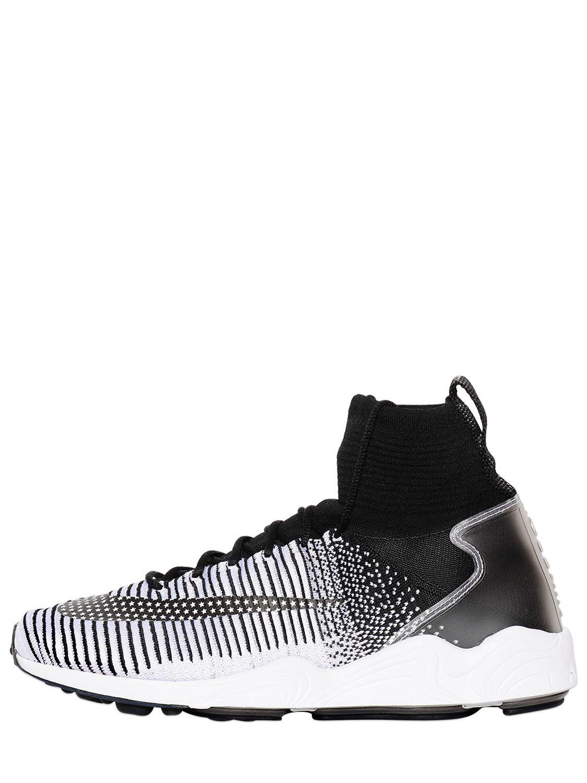 3a1d35a6735c Nike Zoom Mercurial Flyknit Sneakers in Black for Men - Lyst