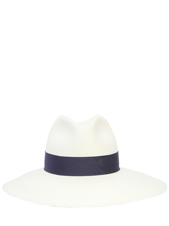 53c175ecd6f06 Gallery. Previously sold at: LUISA VIA ROMA · Women's Panama Hats Women's  Summer Caps ...