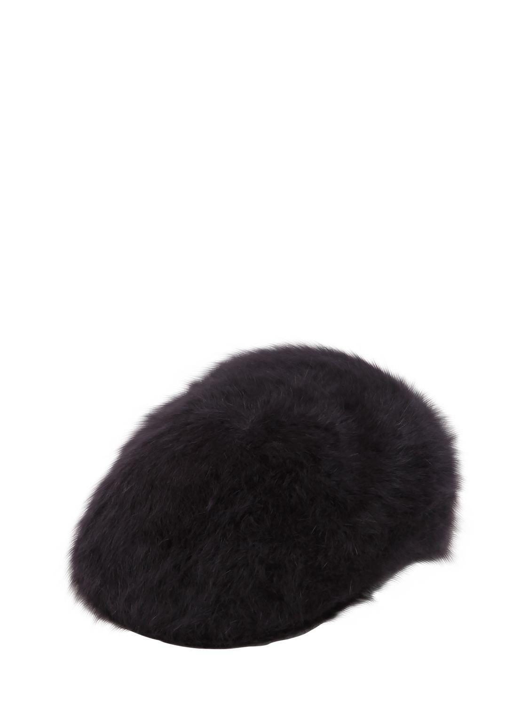 Lyst - Kangol Furgora 504 Angora Blend Hat in Black defb77d5e71