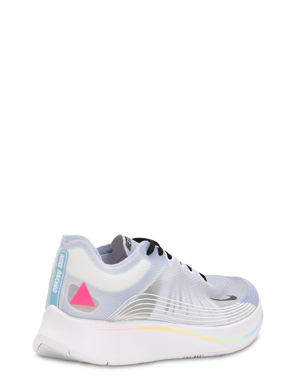 820de00c3c11 Lyst - Nike Zoom Fly Betrue Sneakers in White for Men