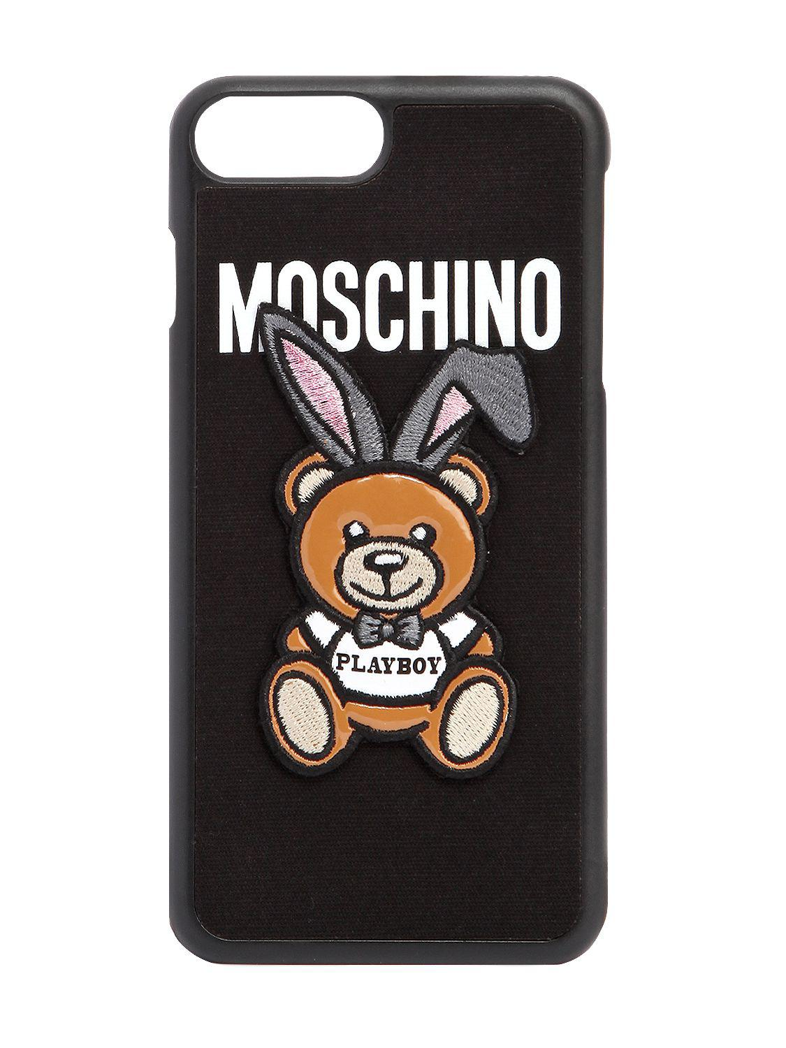 coque iphone 7 moschino