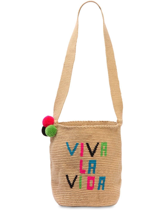 VIDA Tote Bag - Blue Aurora by VIDA tp0LH7k