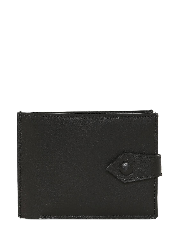 Enjoy Sale Online Inexpensive Maison Margiela Two Tone Cardholder In Leather CVajLTbW