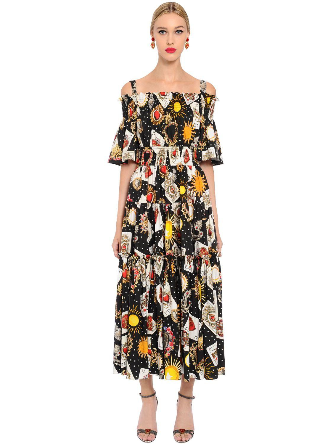 Low Shipping For Sale Discount 2018 New Dolce & Gabbana Woman Flared Pleated Fil Coup Cheap Clearance Cheap Sale Factory Outlet Cheap Sale Shop Offer FArnM