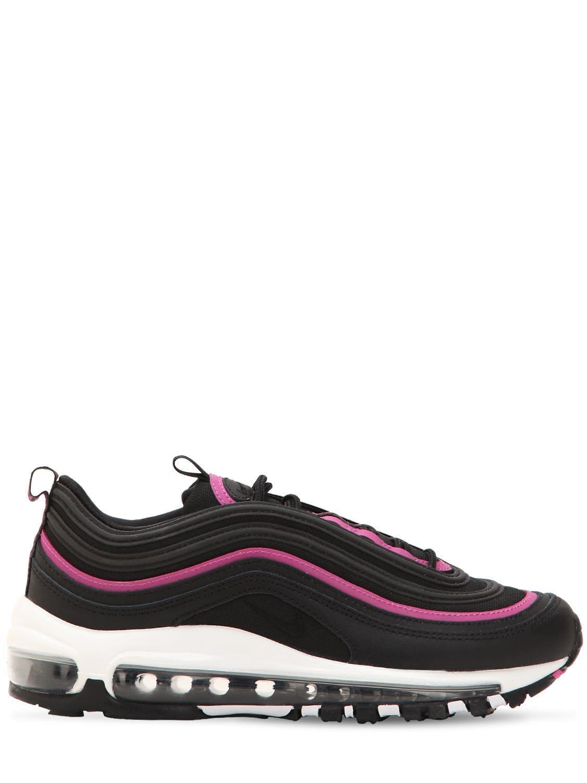aebd257fa1ef Lyst - Nike Air Max 97 Soft Glow Sneakers in Black