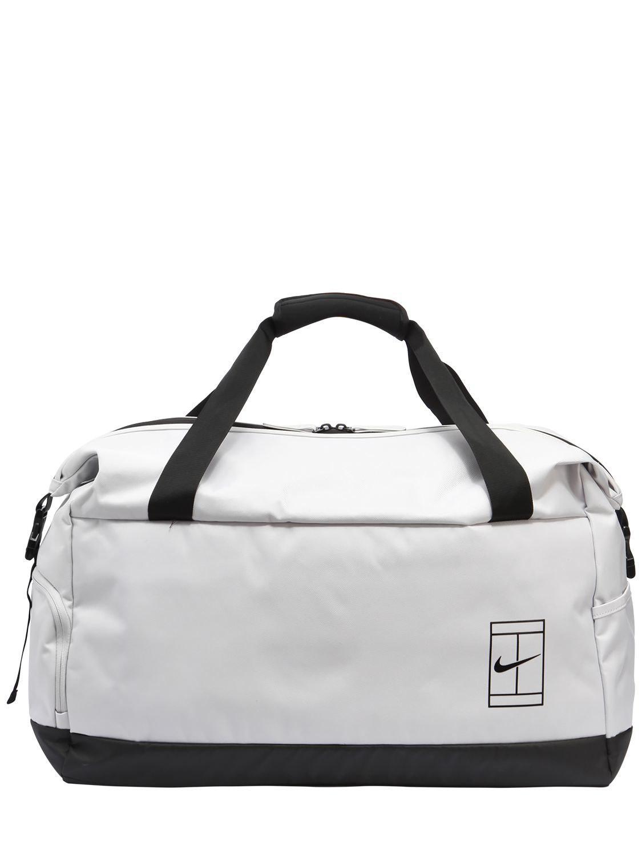 Nike Court Advantage Tennis Duffel Bag in Gray for Men - Lyst facc1a3d11