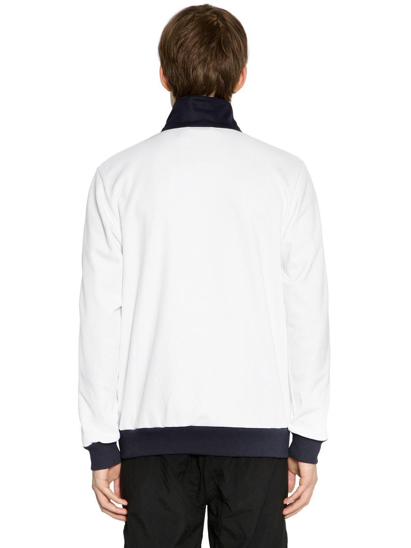 Adidas Originals BB Track chaqueta en blanco para hombres Lyst