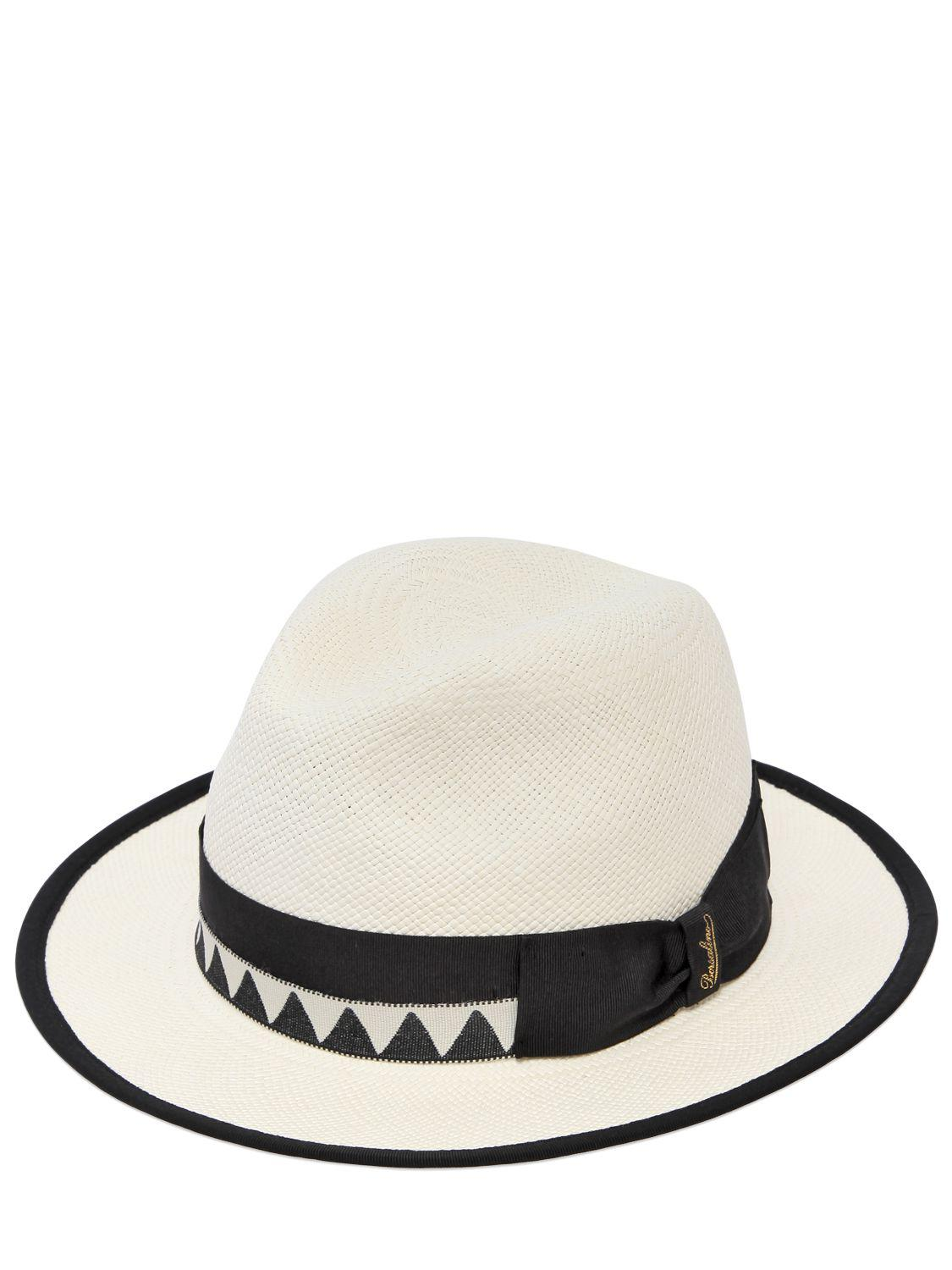 766962c44e48e Gallery. Previously sold at: LUISA VIA ROMA · Men's Panama Straw Hats ...