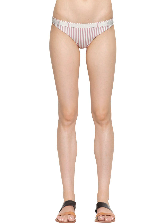 1f1c007d27 Love Stories. Women s Pippa Striped Bikini Bottoms