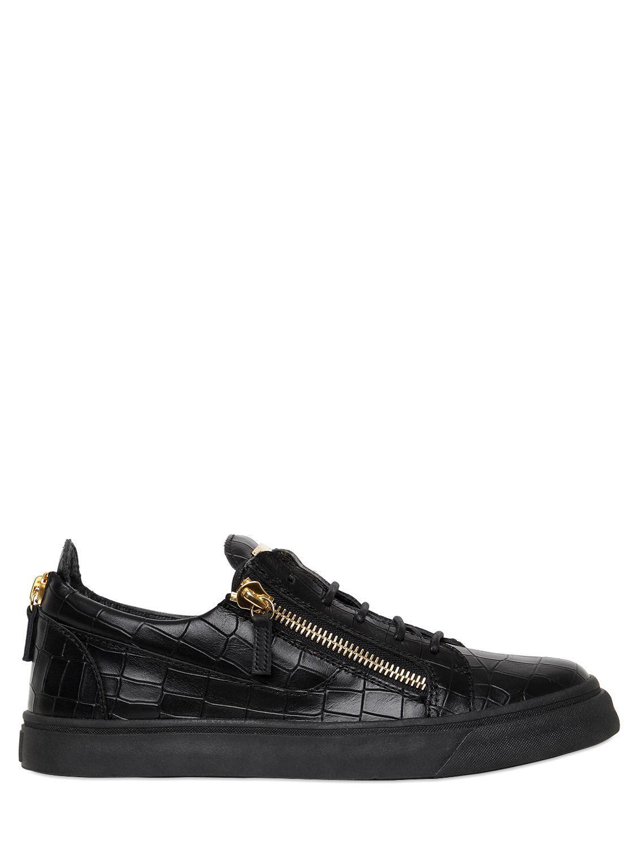 Nicki low top sneakers - Black Giuseppe Zanotti gxUGGnFvBO