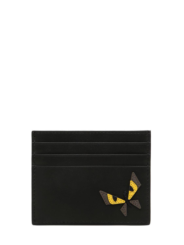 Fendi Card Holder Saks