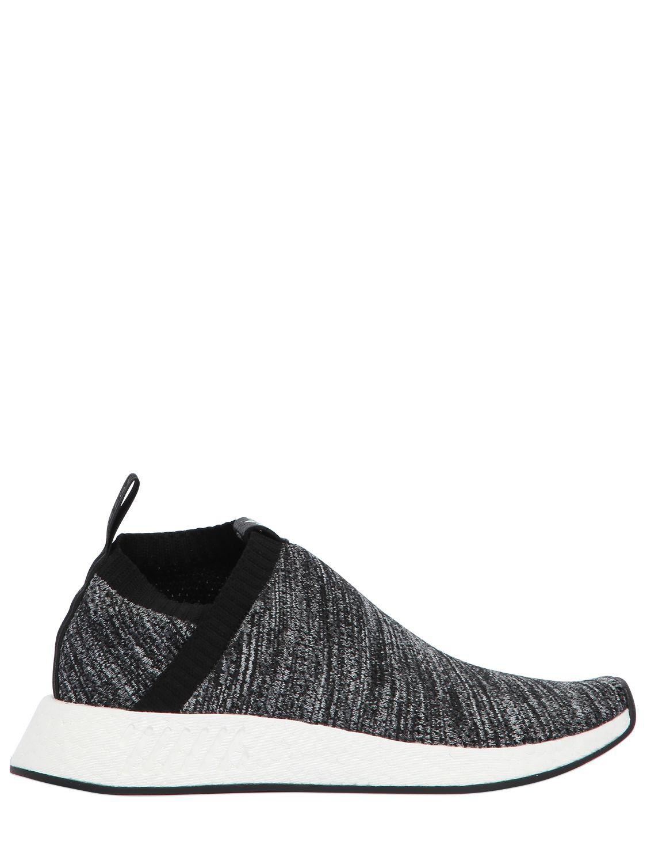 Giuseppe Zanotti Black NMD CS2 PK Sneakers dlQA7X