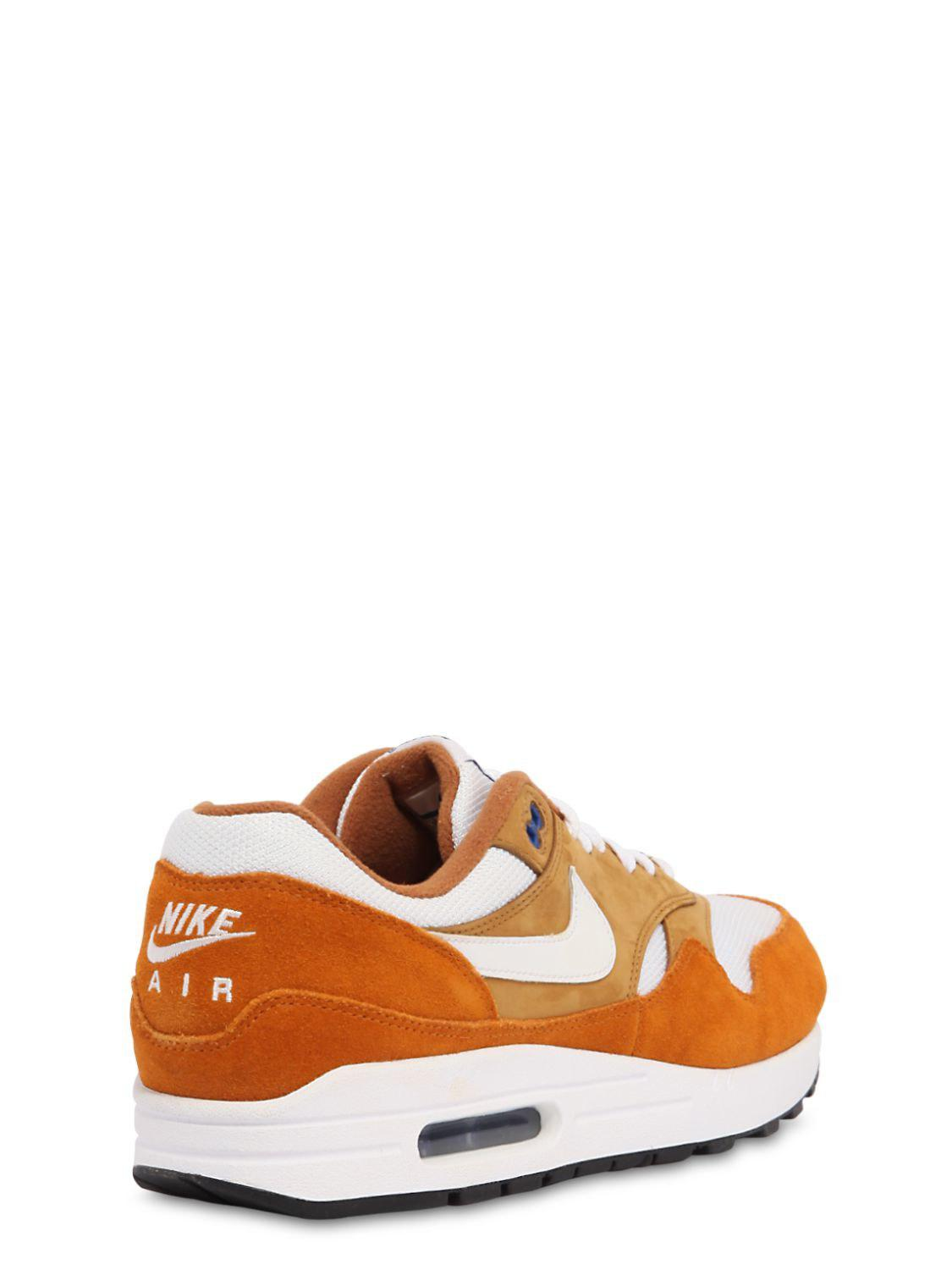 d0b0353c81 Lyst - Nike Air Max 1 Og Curry Sneakers in Natural for Men