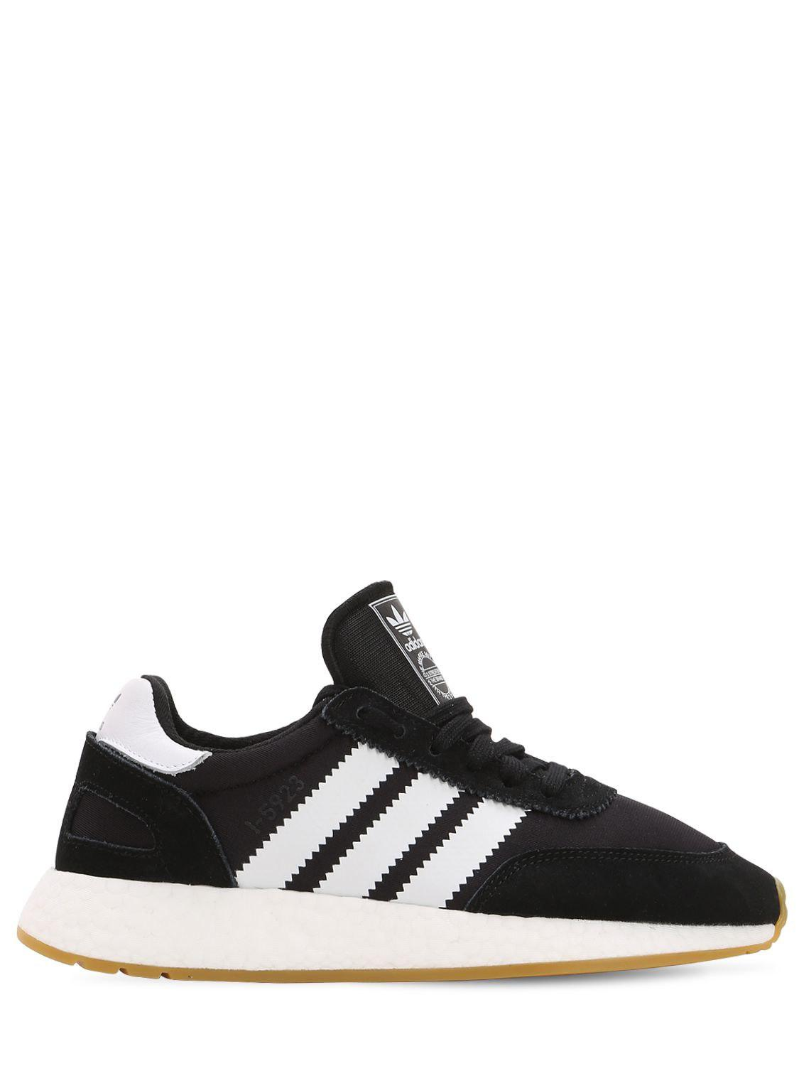 hot sale online 58b1f ba622 Adidas Originals - Black I-5923 Boost Sneakers - Lyst. View fullscreen