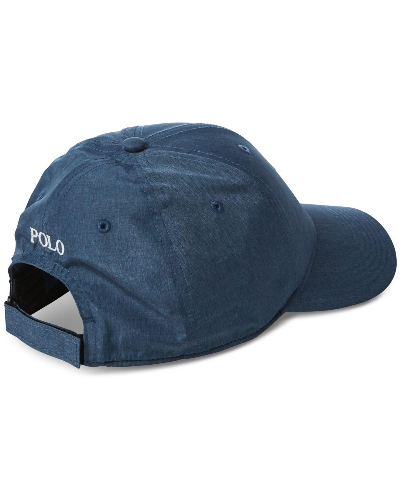 e274d958 Lyst - Polo Ralph Lauren Performance Cap in Blue for Men