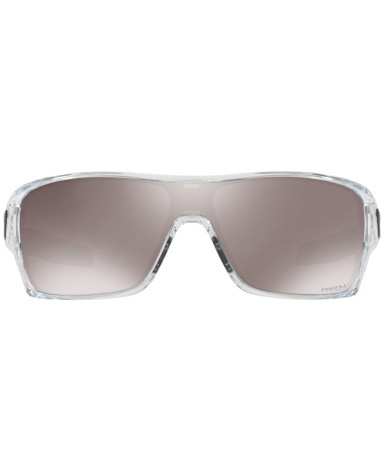 Lyst - Oakley Turbine Rotor Sunglasses 771b3db911