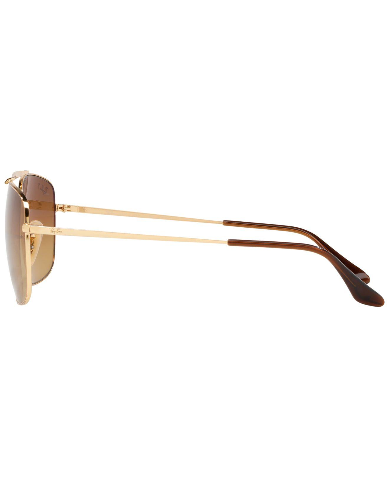 538b1db116b Lyst - Ray-Ban Polarized Sunglasses