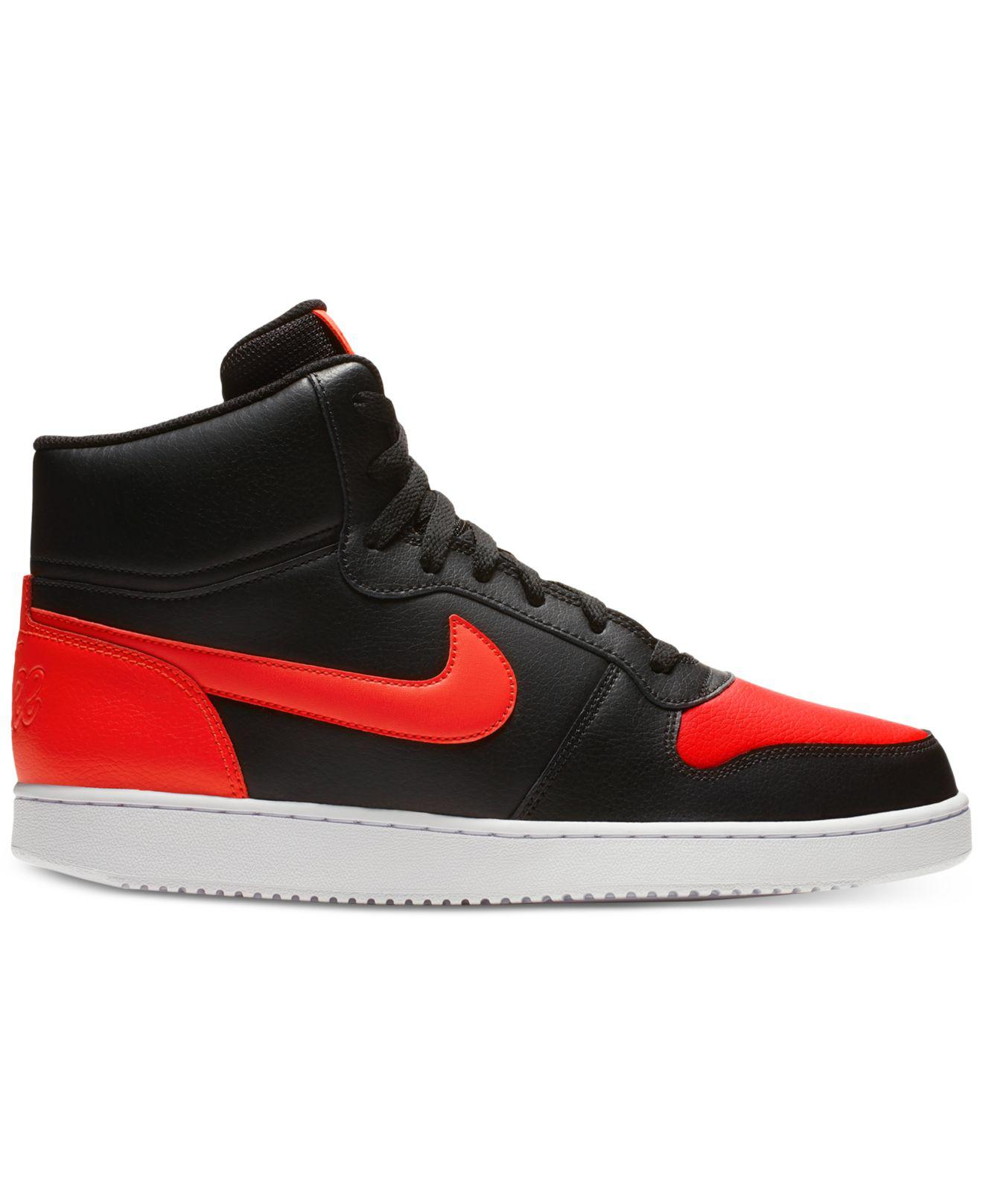 5af3785c78 Lyst - Nike Ebernon Mid Casual Sneakers From Finish Line for Men