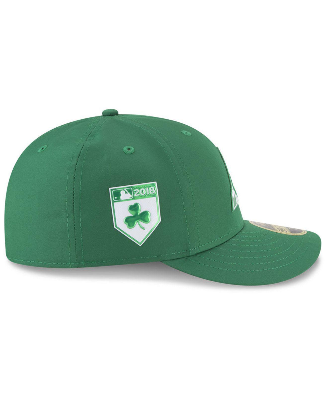 23b0e5dfeceb0 ... clearance colorado rockies st. pattys day pro light low crown 59fifty  fitted cap 046a7 d971f