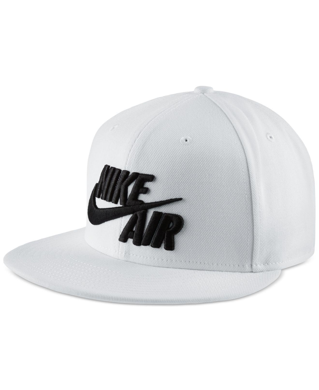 99f4a8756ad Lyst - Nike Sportswear Air Dri-fit Hat in White for Men