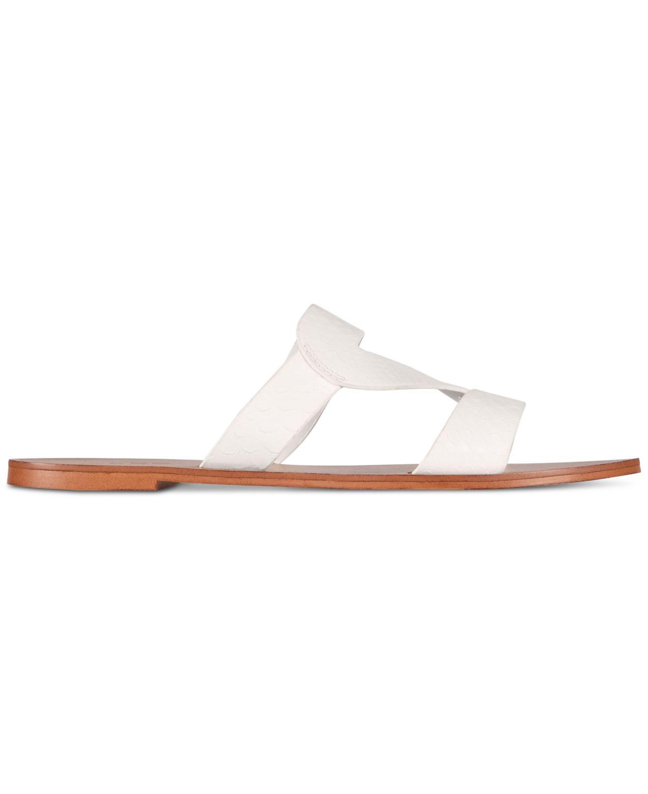 Women's Falema Flat Sandals Women's White White Falema wkZiTPXuO