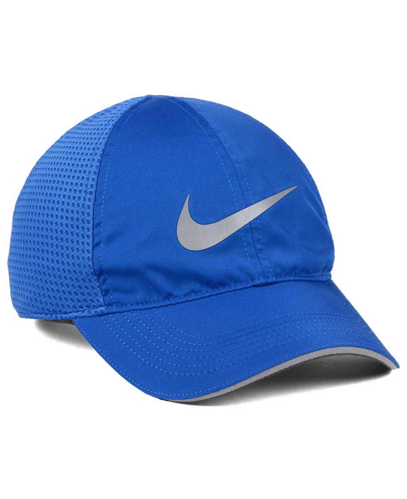 Lyst - Nike Heritage Elite Run Cap in Blue for Men dc3ada30d1e