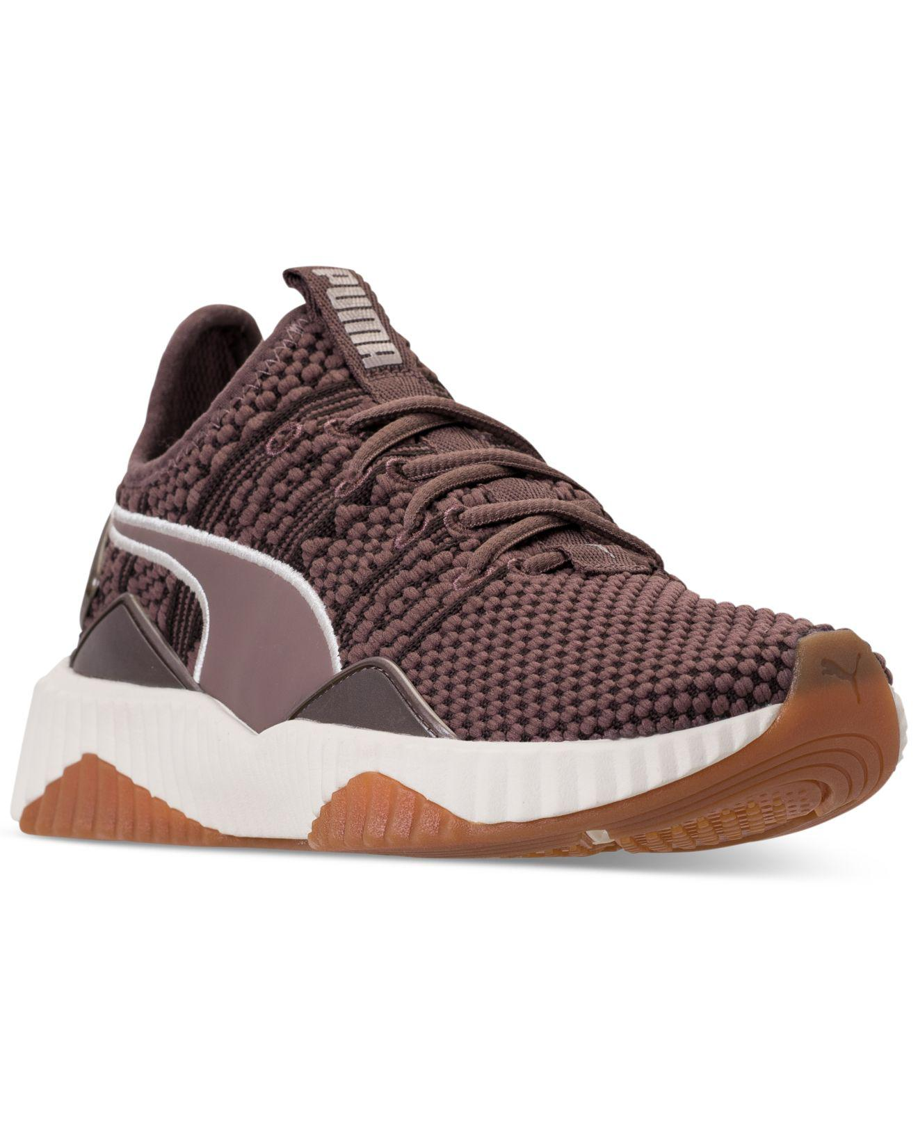 8bca888f365656 Lyst - PUMA Defy Luxe Casual Sneakers From Finish Line