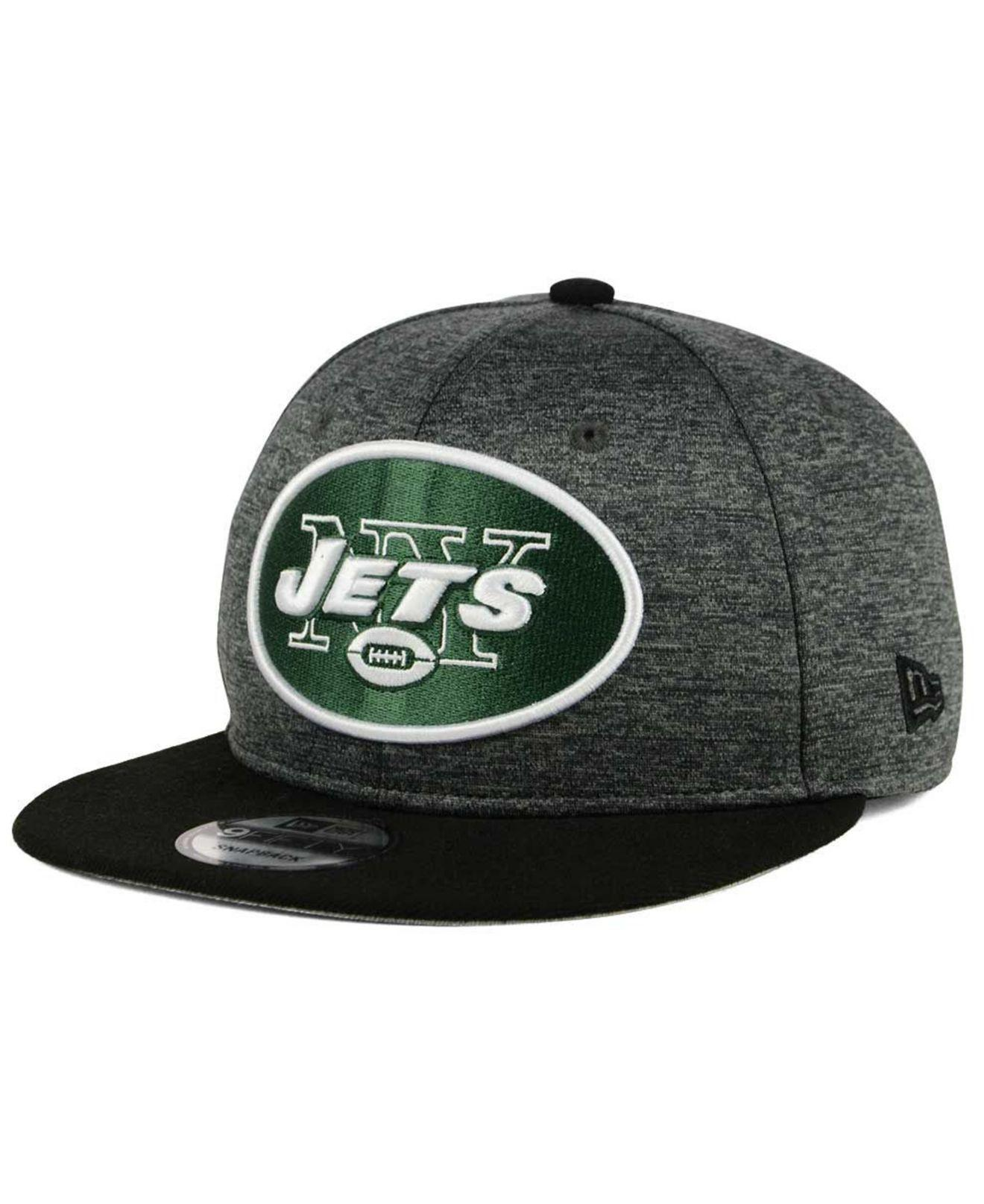 a2d7df349c0 Lyst - Ktz New York Jets Heather Huge 9fifty Snapback Cap for Men