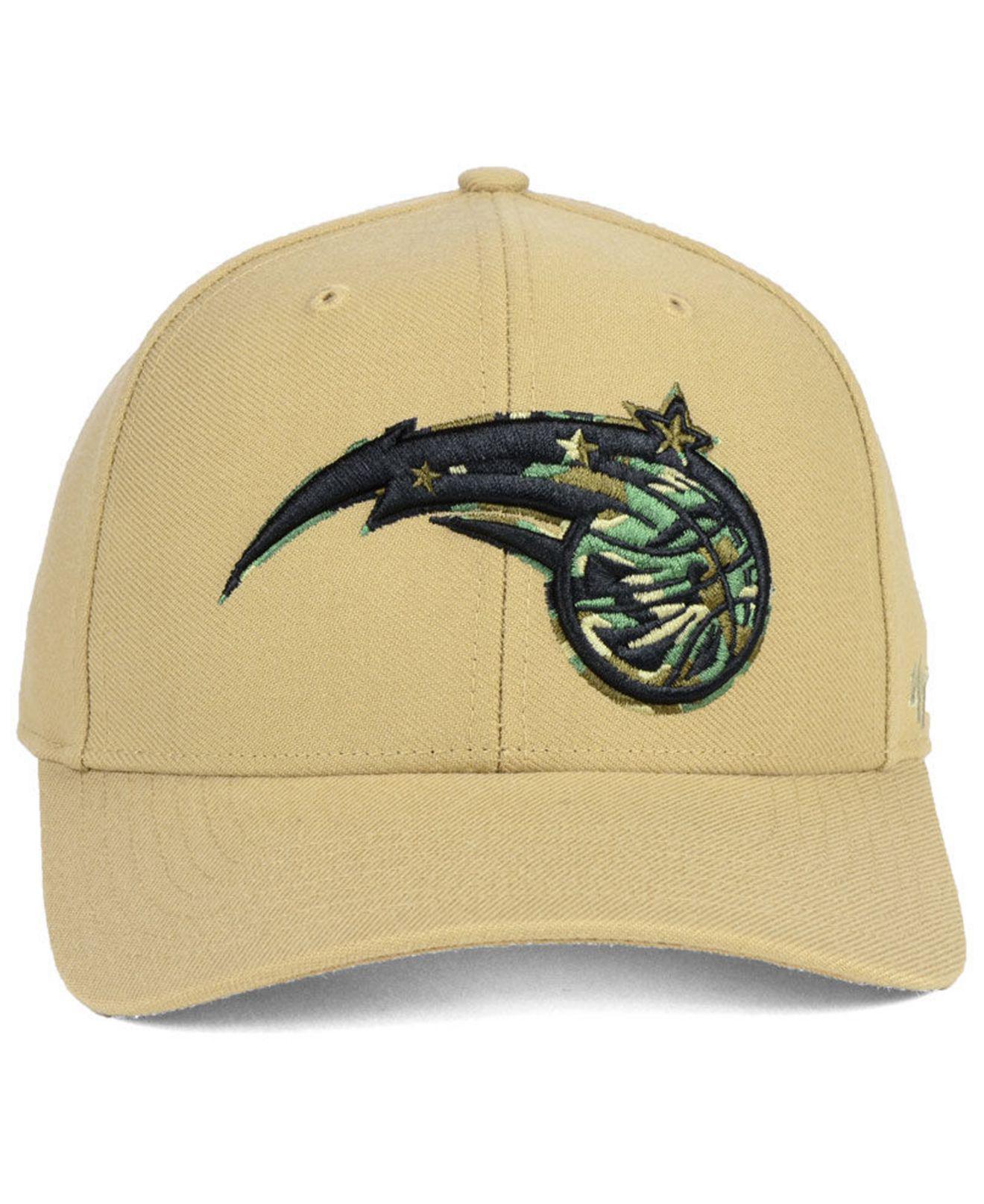 online store 557e1 6ae11 ... authentic lyst 47 brand orlando magic camfill mvp cap for men 92427  30753