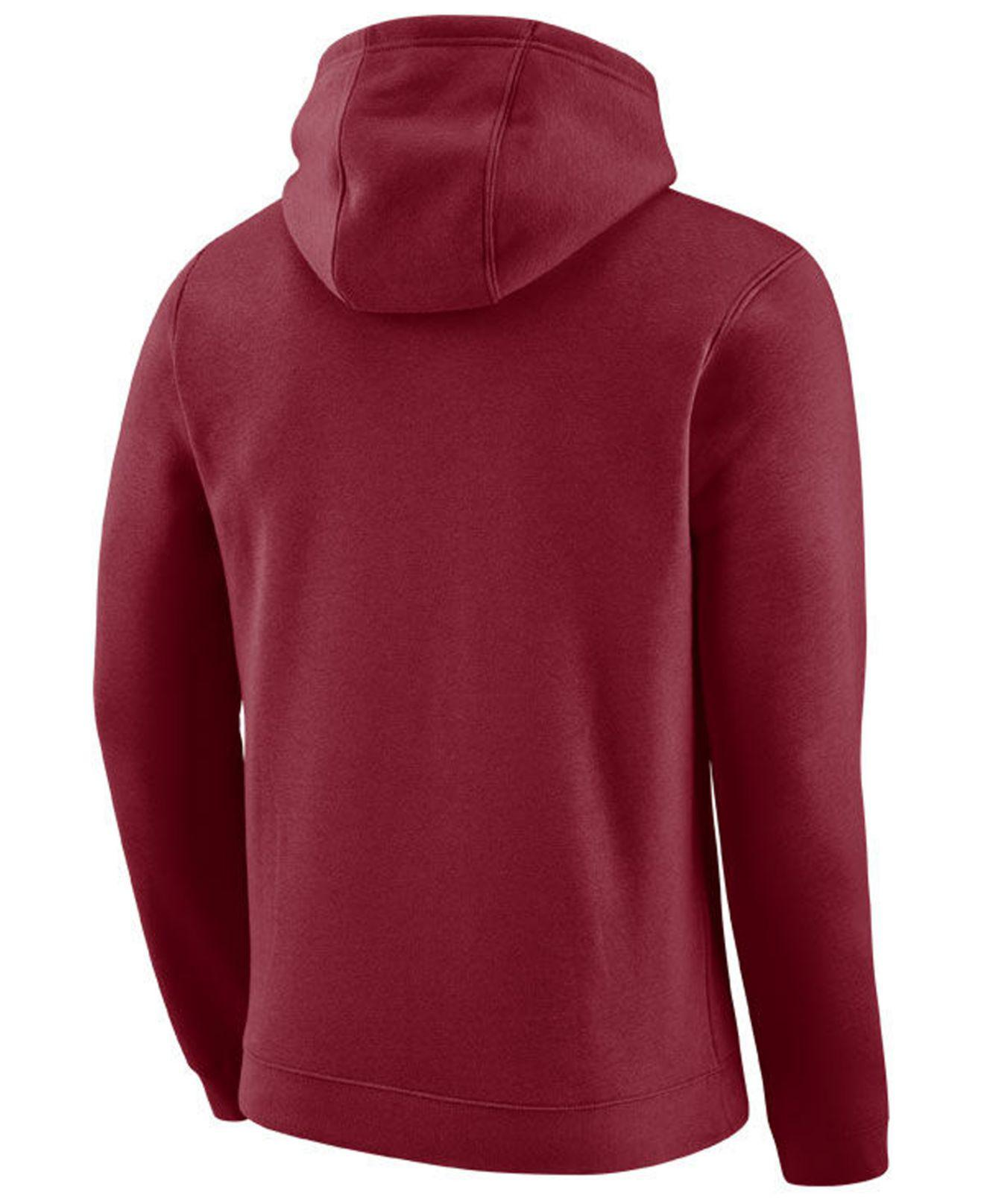 competitive price d7d1e 89b42 Lyst - Nike Cleveland Cavaliers Essential Logo Pullover ...