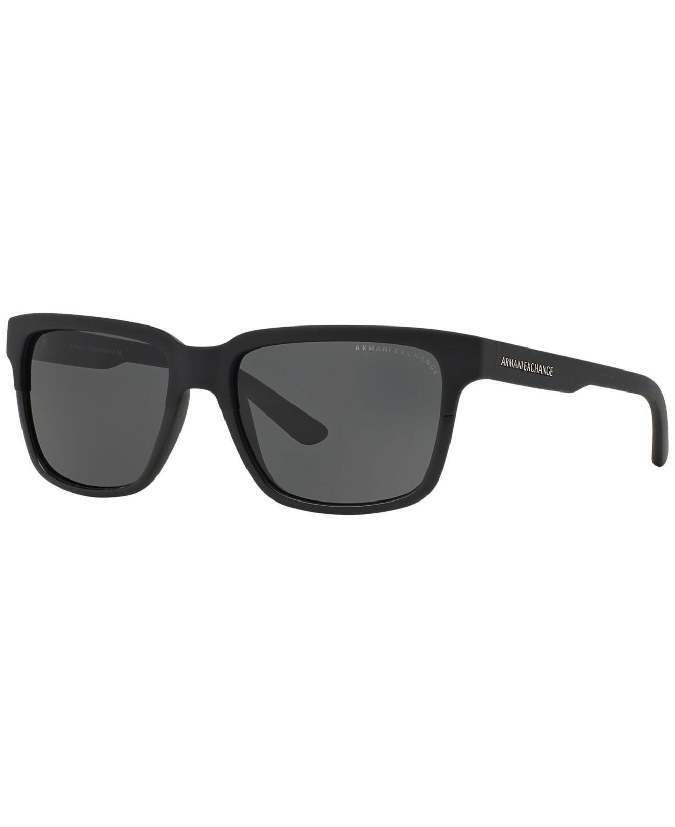 69b07b78b51 Armani Exchange. Women s Blue Ax Sunglasses ...