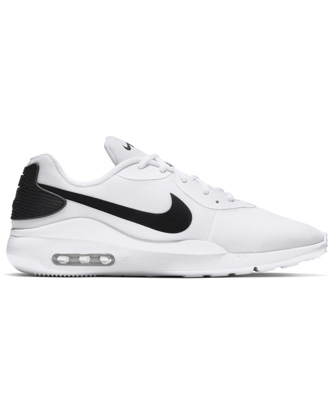 big sale 4c1c5 f2ea6 Nike Air Max Oketo Shoe in White for Men - Save 1% - Lyst