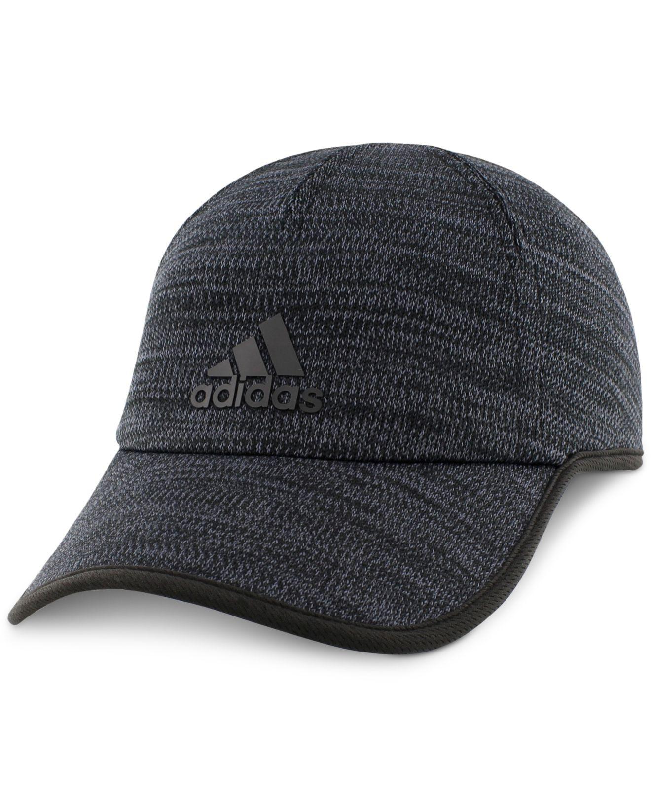 df1985efde7 Adidas - Black Superlite Climalite® Cap for Men - Lyst. View fullscreen