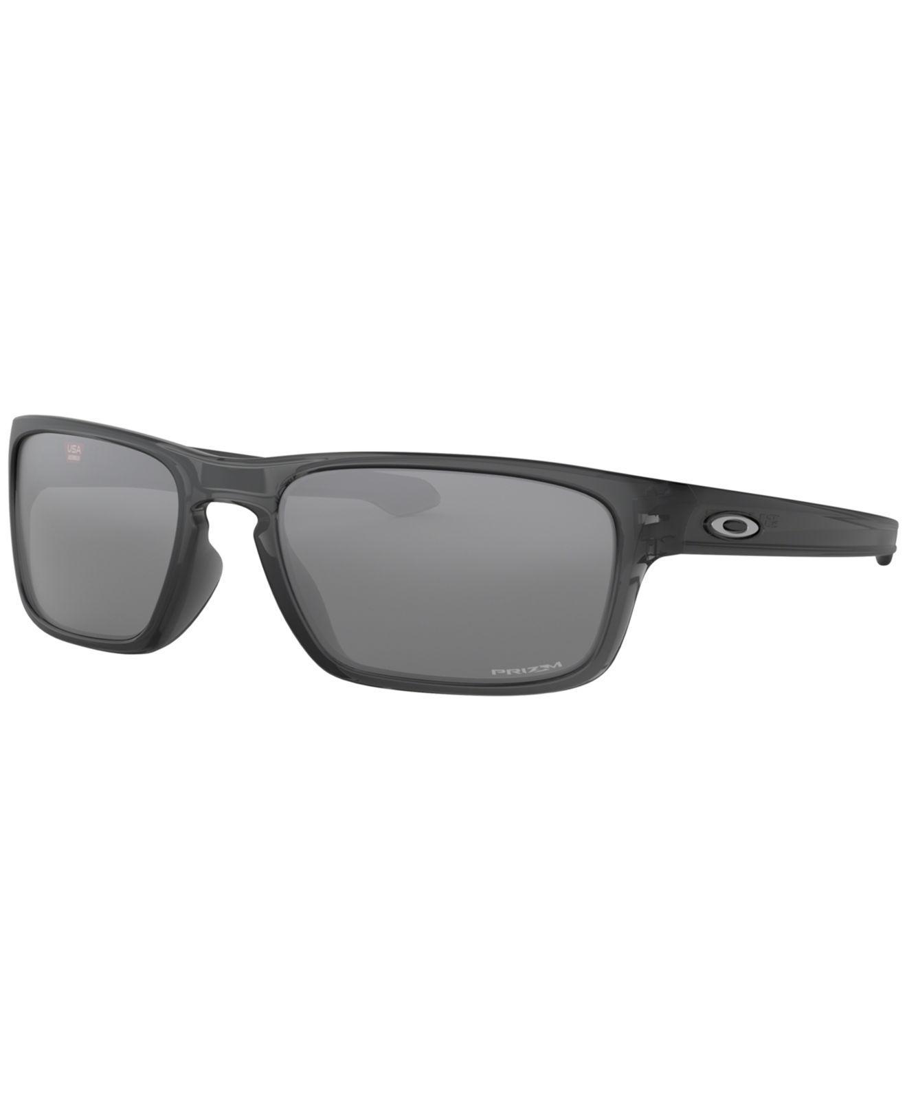 424d1184b0 Oakley. Men s Gray Sliver Steal Sunglasses ...