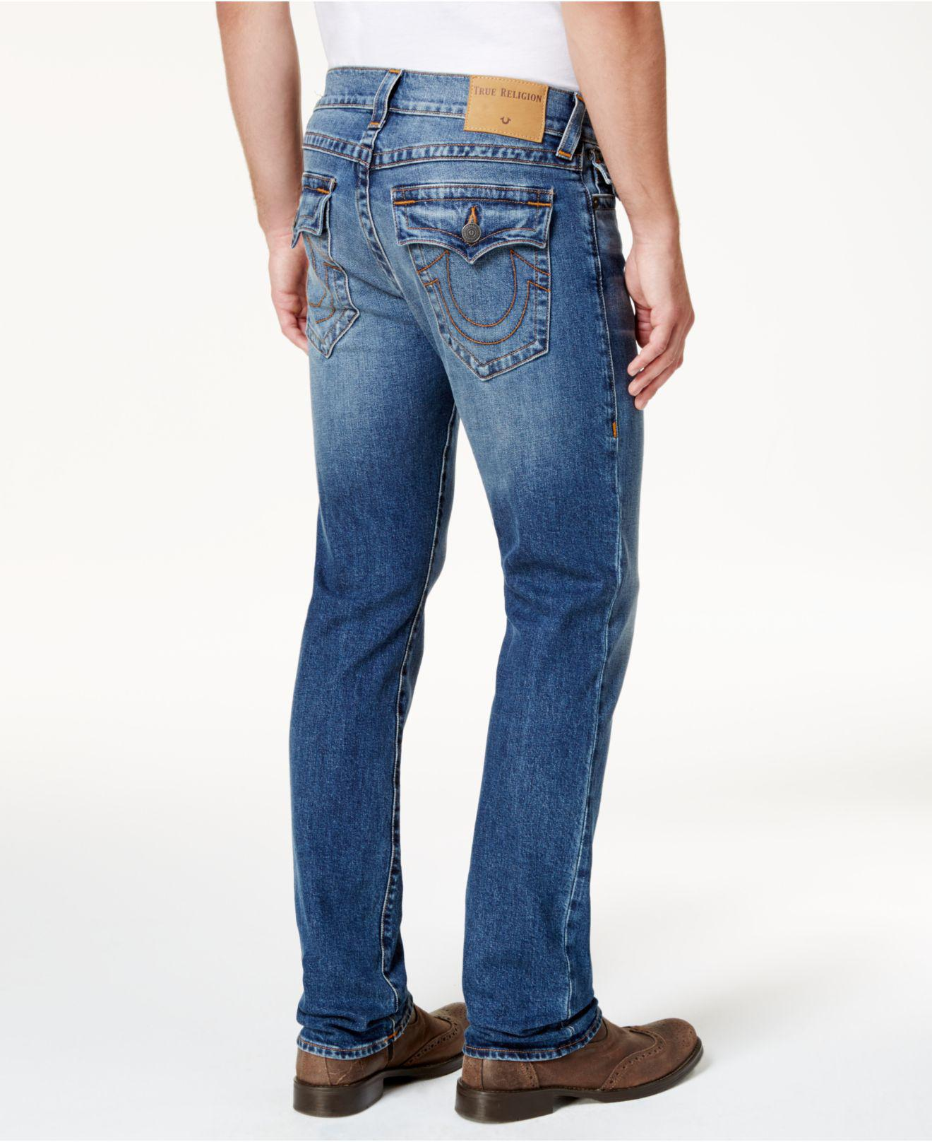 10bf37990 Lyst - True Religion Men s Indigo Jeans in Blue for Men