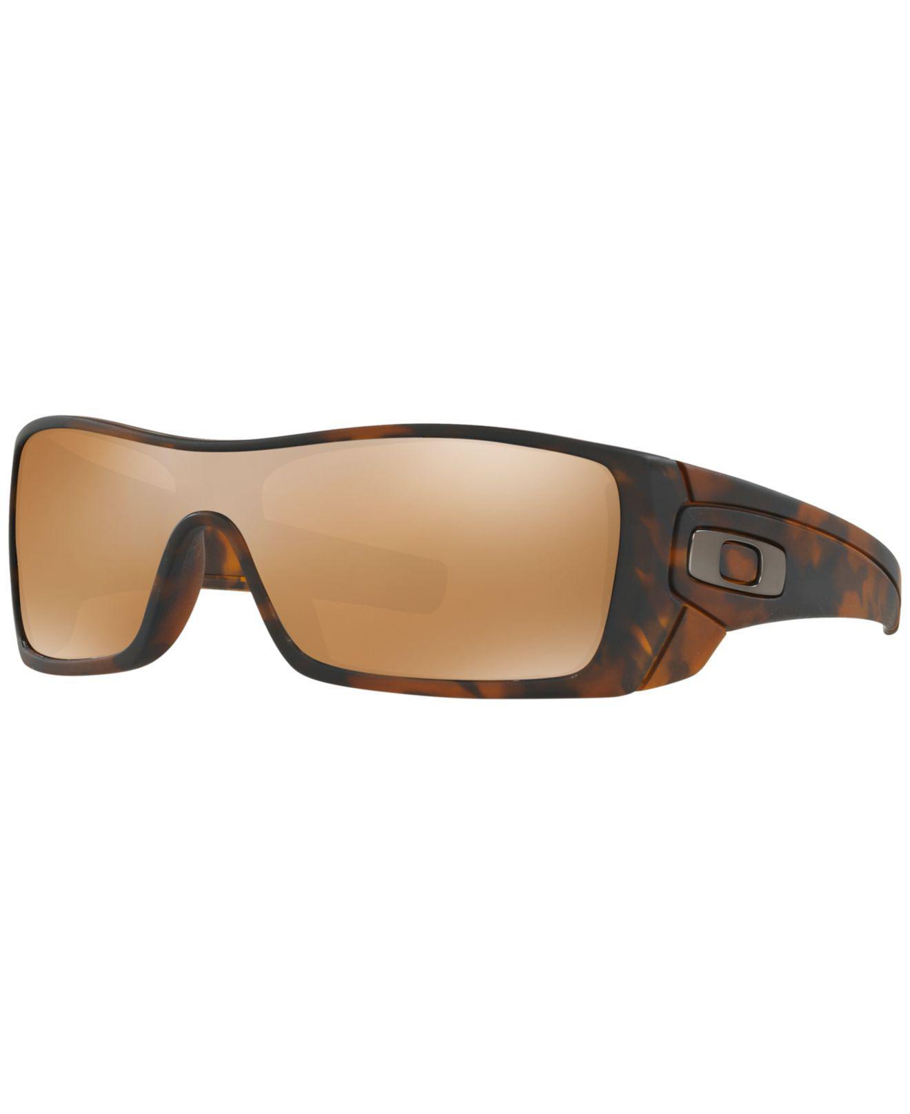 Lyst - Oakley Batwolf Sunglasses, Oo9101 in Brown for Men