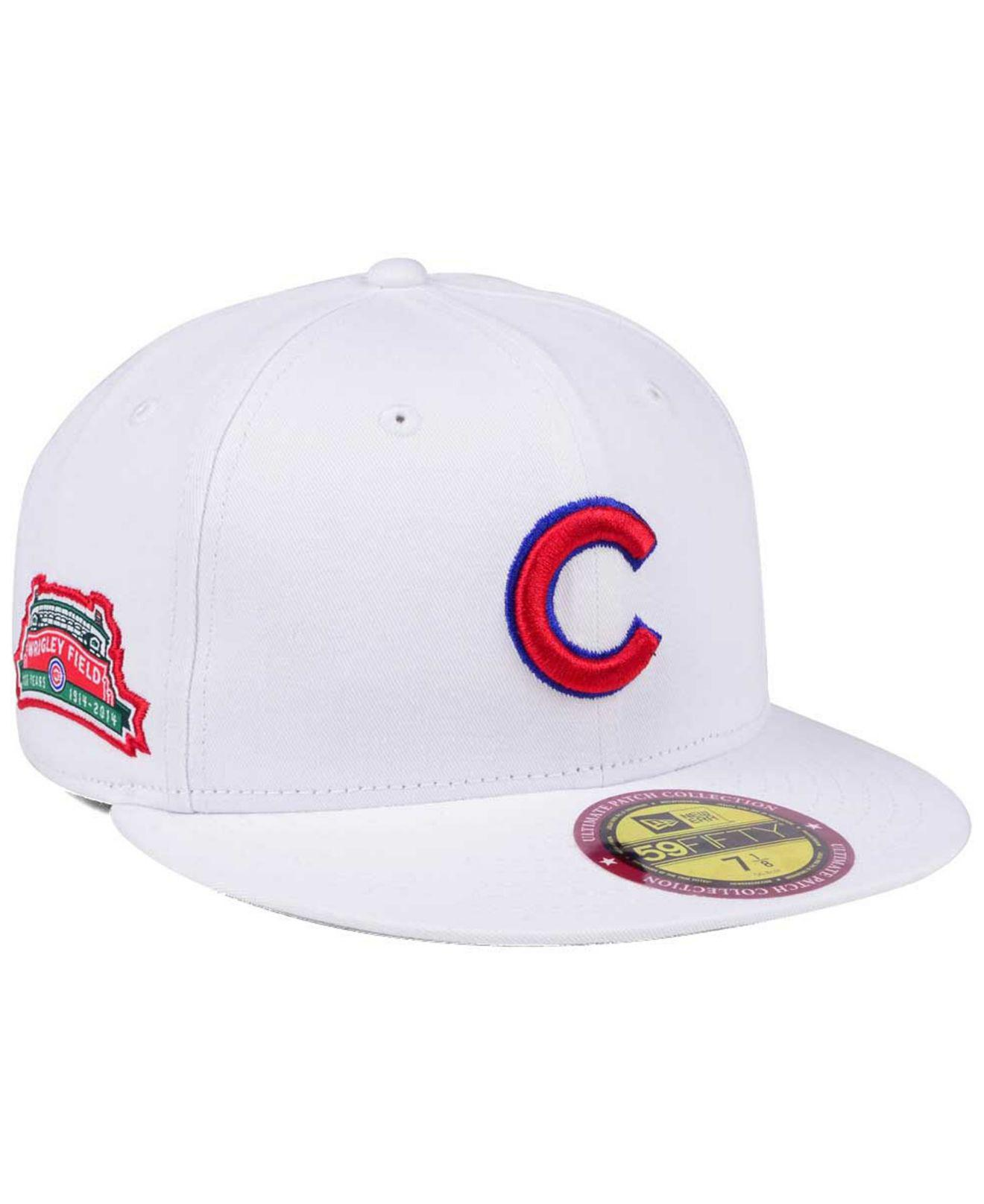 low priced 2498c 23006 ... Ultimate Patch Collection Stadium 59fifty Cap for Men - Lyst. View  fullscreen