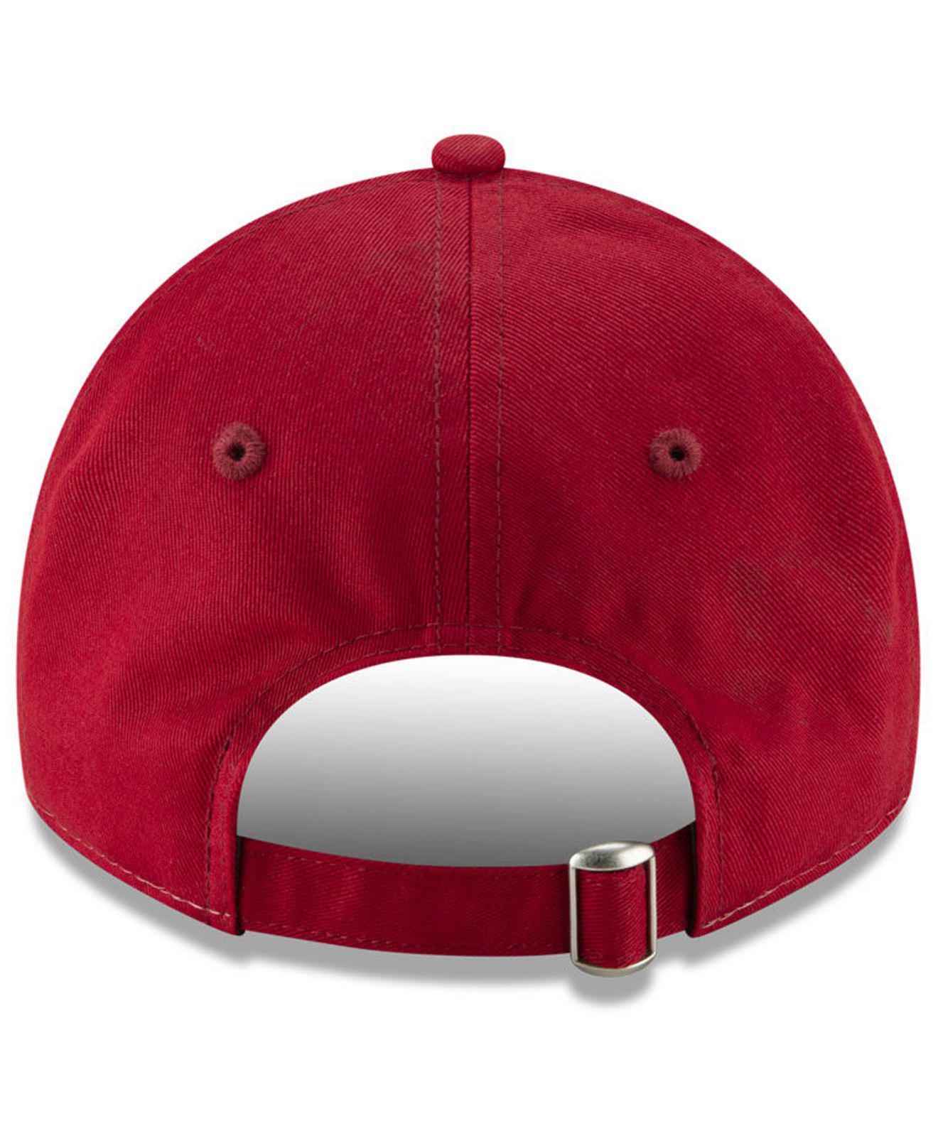 size 40 d4f15 0cec3 ... inexpensive arizona cardinals gray glitter 9twenty cap lyst. view  fullscreen 3ce4c 831d0