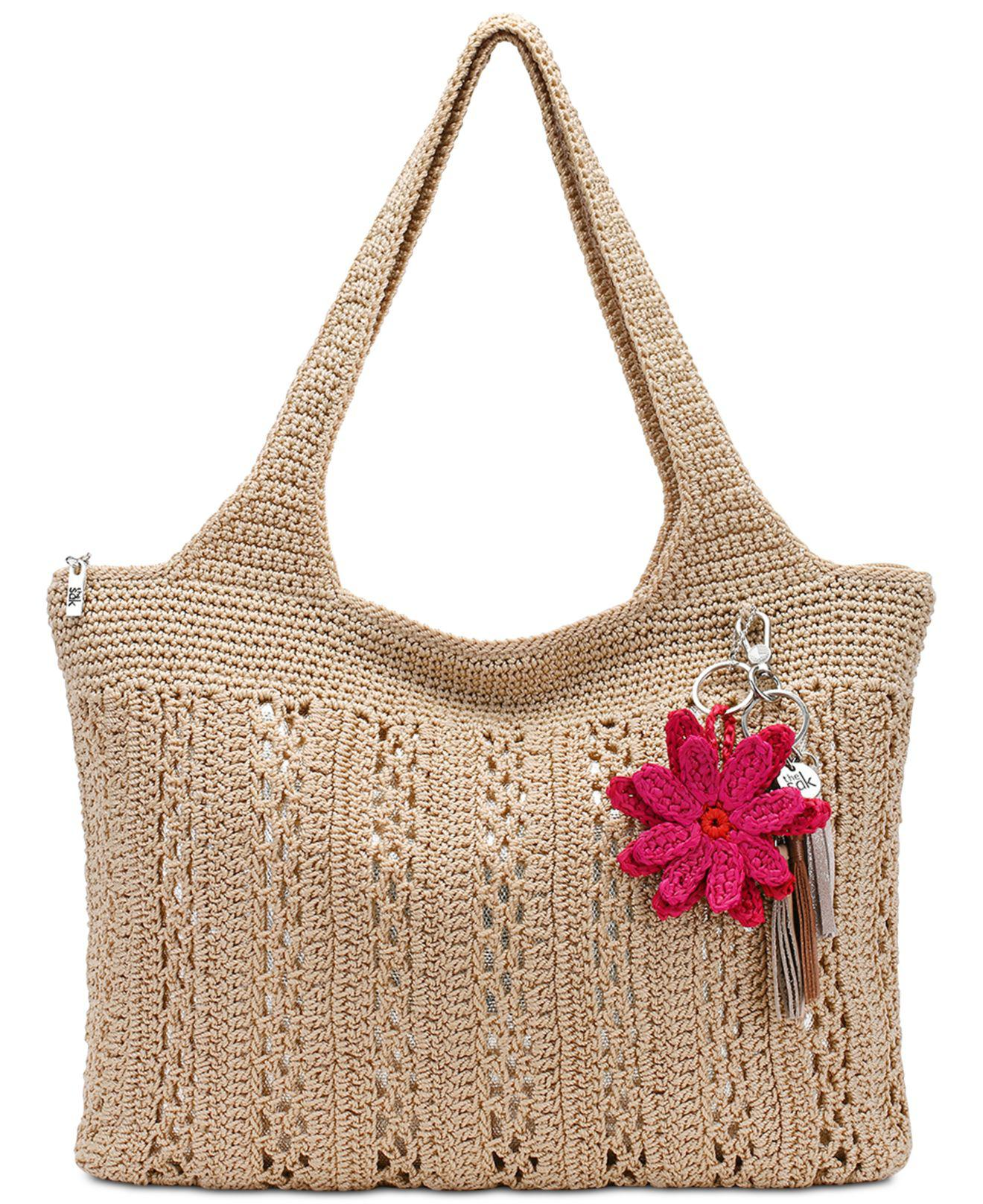aa5689ba46 Lyst - The Sak Casual Classic Crochet Tote - Save 33%