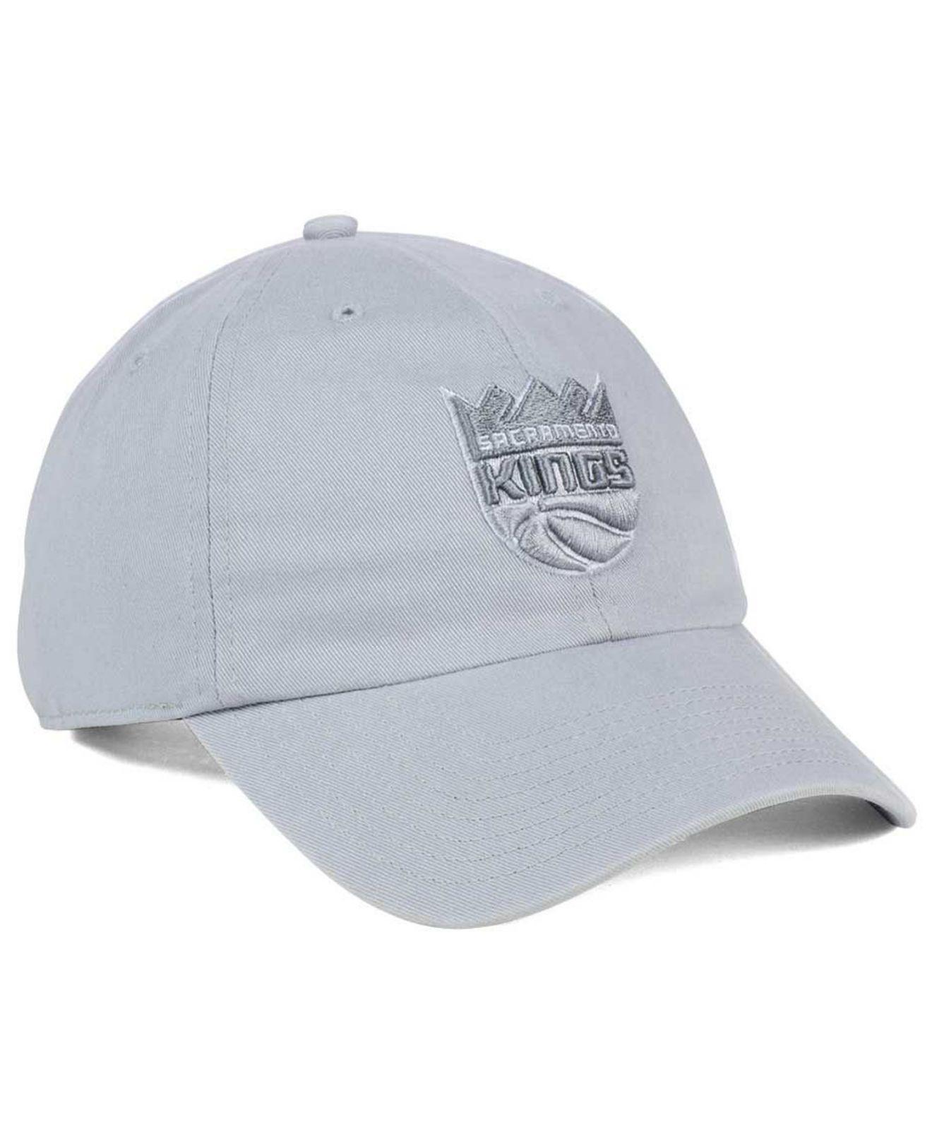 pretty nice 17da9 f0d6c 47 Brand Triple Rush Clean Up Cap in Gray for Men - Lyst