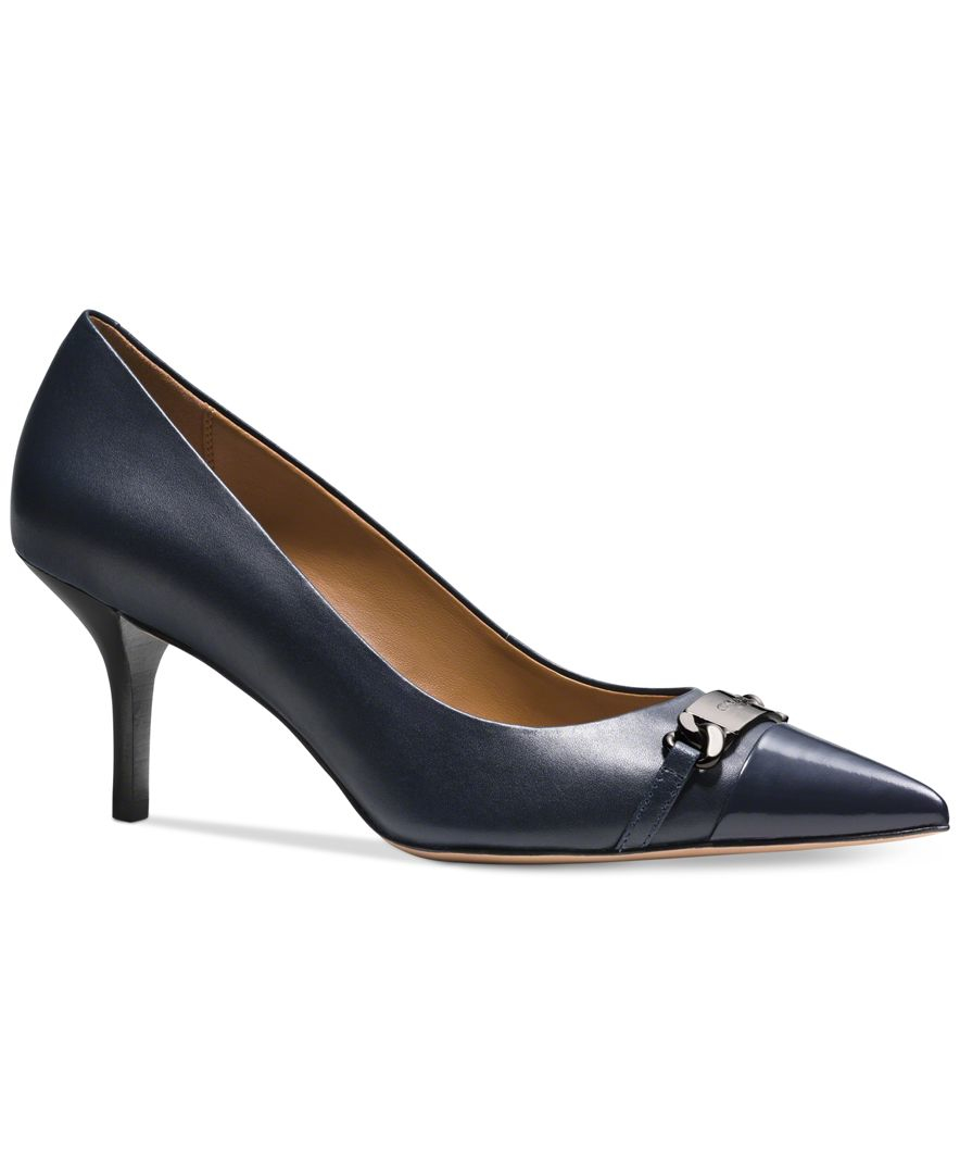 dd7a4f2d664 Gallery. Previously sold at  Macy s · Women s Pointed Toe Pumps ...