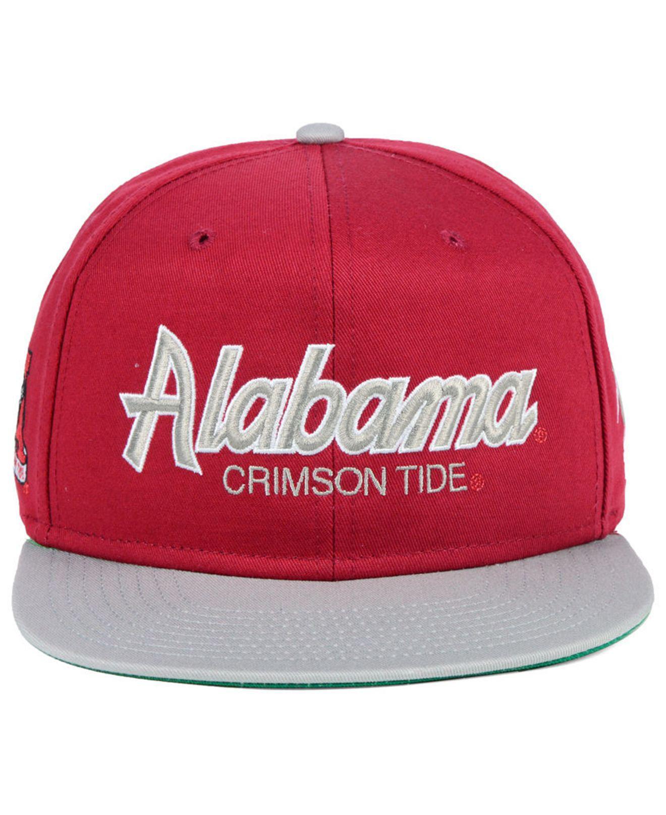 4a8a76c468d Lyst - Nike Alabama Crimson Tide Sport Specialties Snapback Cap in Red for  Men