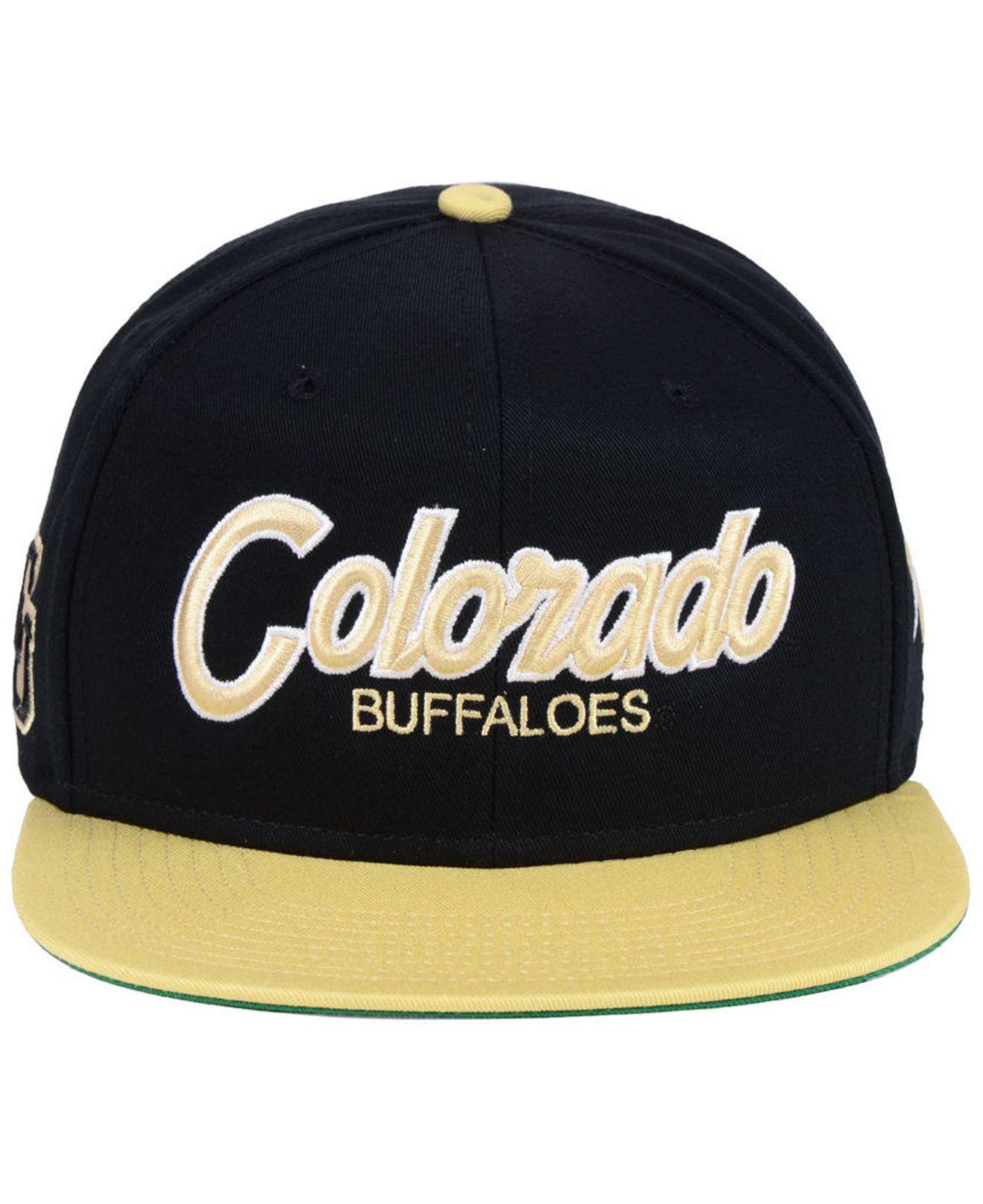 1933eba6742 Lyst - Nike Colorado Buffaloes Sport Specialties Snapback Cap in Black for  Men