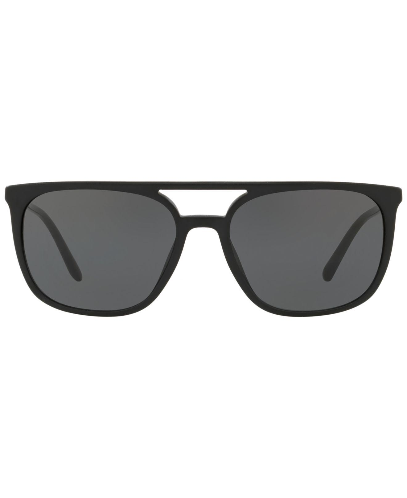 4f240987c6d Lyst - Burberry Be4257 in Black for Men