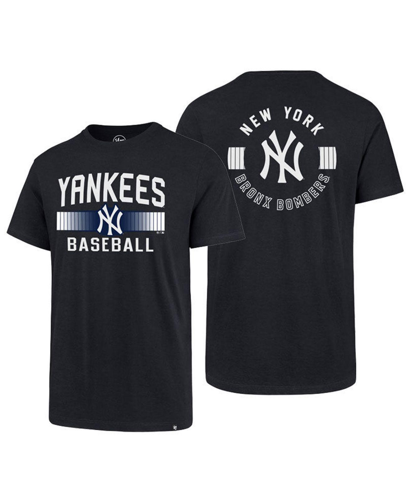 c3910c6a7 Lyst - 47 Brand New York Yankees Rival Slugger T-shirt in Blue for Men